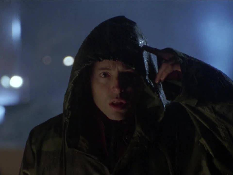 disturbance, dolly zoom, godzilla, matthew broderick, reassess, reassessment, stare, Godzilla - Sudden realization, aware GIFs