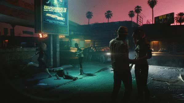Watch and share Cyberpunk 15 GIFs on Gfycat