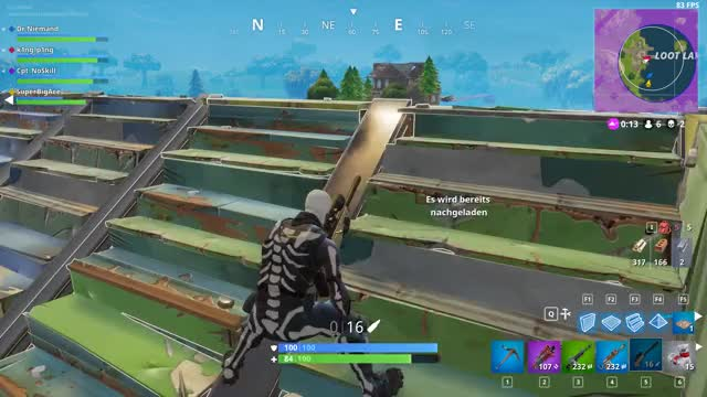 Watch and share Fortnite GIFs by cptnoskill on Gfycat