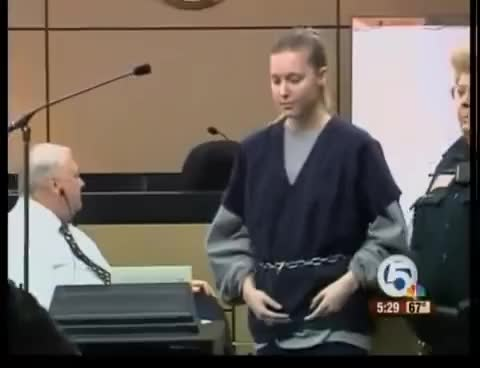 Watch Stefanie Woods pleads guilty GIF on Gfycat. Discover more related GIFs on Gfycat