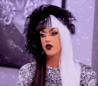 adore delano, annoyed, eye roll, over it, rupauls drag race, Adore Delano Eye Roll GIFs