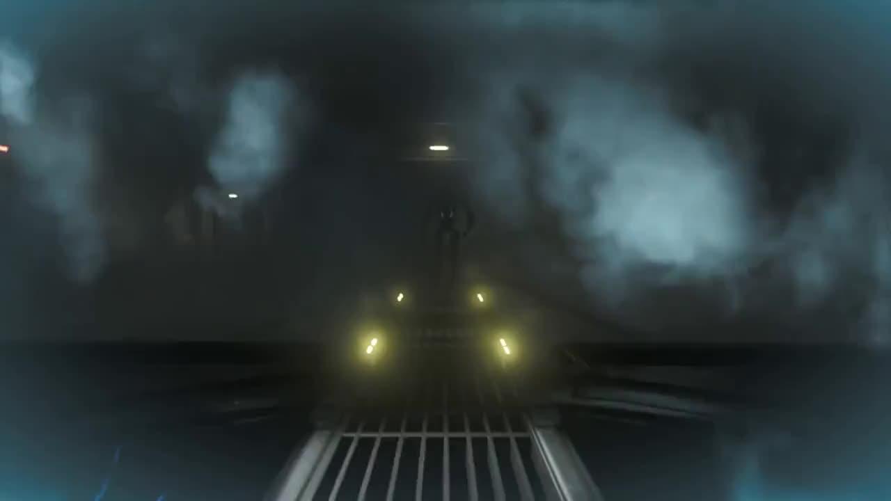 Doom 2016 Samuel Hayden Until We See Each Other Again To Doom Marine Guy  Ending Cutscene PS 4