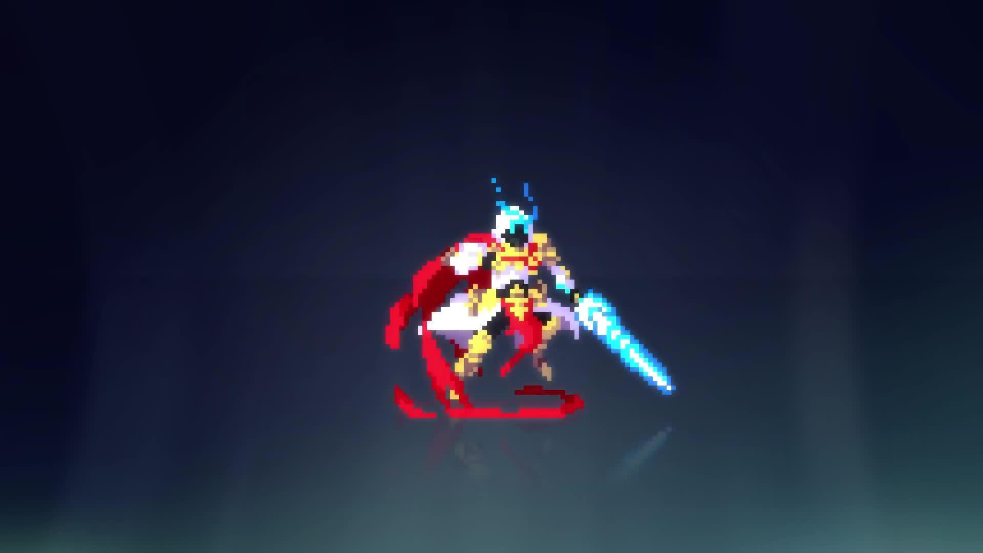 duelyst, Astral Crusader GIFs