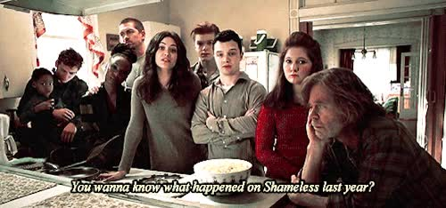 Watch and share Shameless Cast GIFs on Gfycat
