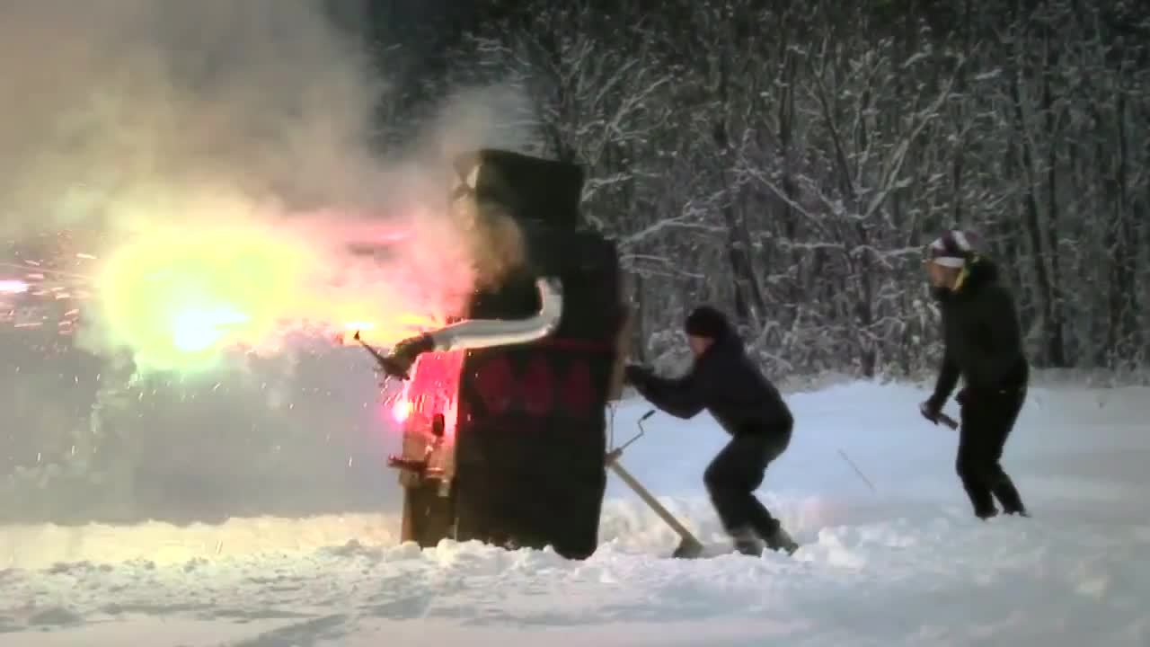 holdmybeer, yesyesyesno, HMB while I screw with this flame-spewing robot (reddit) GIFs