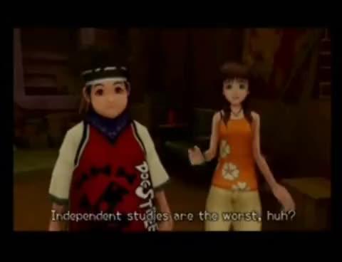 Watch and share Kingdom Hearts GIFs and Homework GIFs on Gfycat