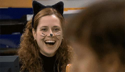Watch and share Jenna Fischer GIFs on Gfycat