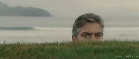 Watch and share Stalking George Clooney GIFs on Gfycat