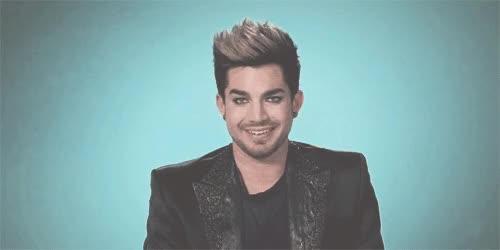 Watch and share Adam Lambert GIFs on Gfycat