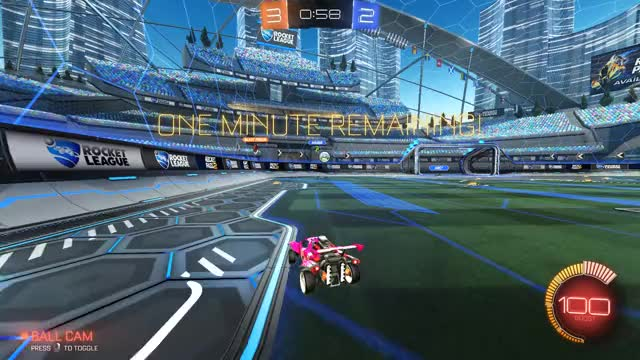 Watch and share Rocket League 2019.02.02 - 07.37.50.06.DVR GIFs on Gfycat