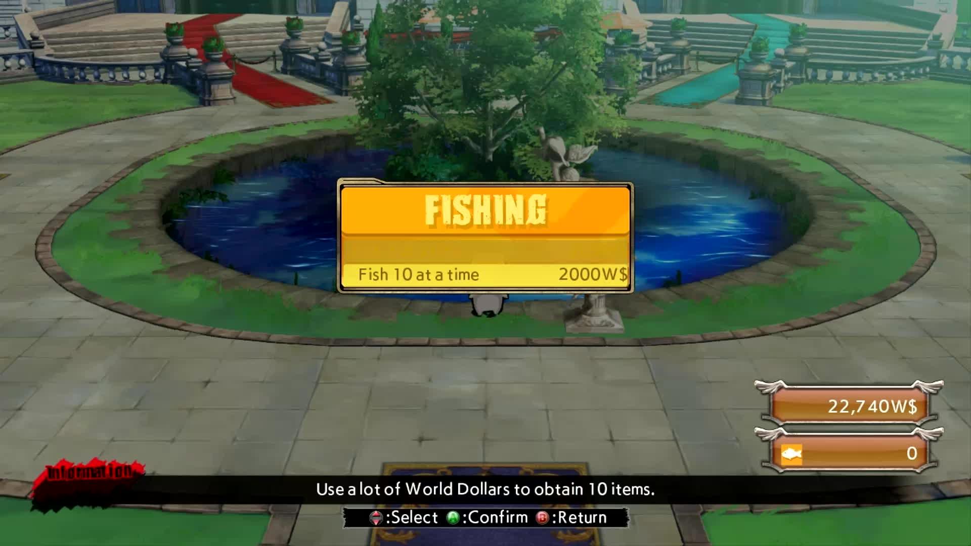 Guilty Gear Fishing GIFs