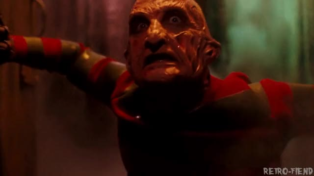 Watch and share Freddy Krueger GIFs on Gfycat