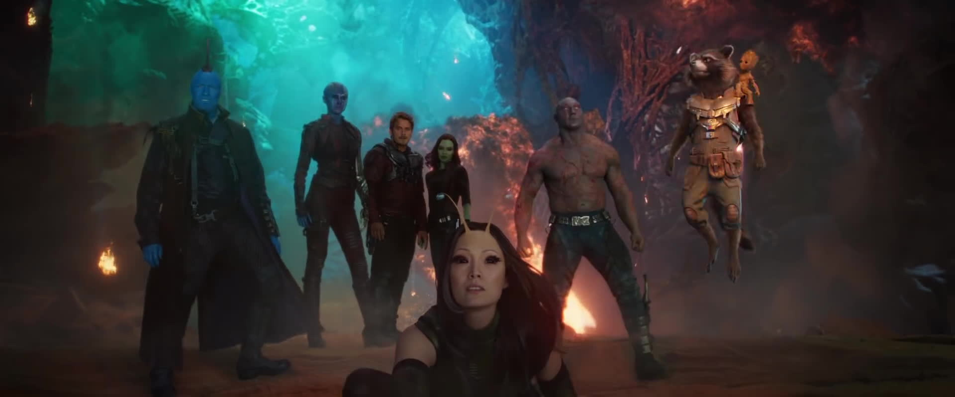 comic books, comics, guardians of the galaxy, marvel, marvel cinematic universe, mcu, Guardians of the Galaxy Vol. 2 Extended Big Game Spot GIFs
