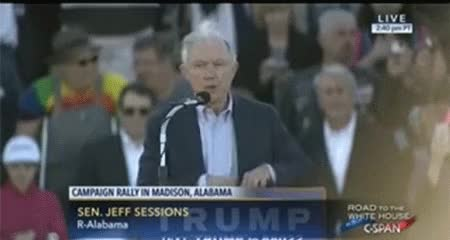 Watch this trending GIF on Gfycat. Discover more jeff sessions GIFs on Gfycat