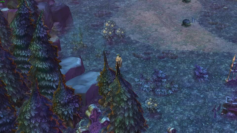 tree, treeofsavior, Pretty sure these trees are up to no good.. GIFs