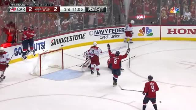 Watch and share Carolina Hurricanes GIFs and Washington Capitals GIFs by Beep Boop on Gfycat