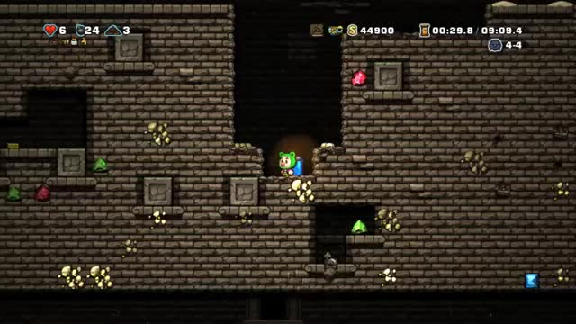 Watch and share Spelunky GIFs by denis1080 on Gfycat