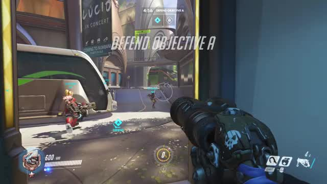 Watch and share Overwatch GIFs and Gamegifs GIFs by Noods on Gfycat