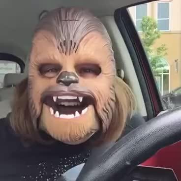 Watch and share Chewbacca Mom GIFs on Gfycat