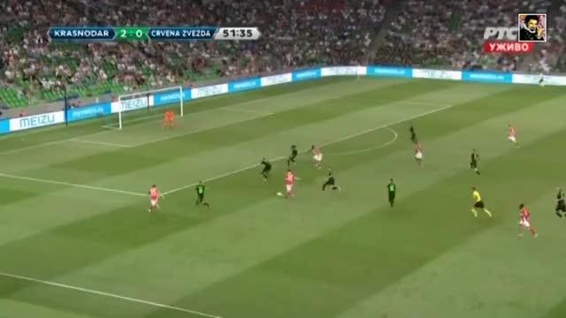 Watch and share FC Krasnodar - Crvena Zvezda 3:2 (2017.) GIFs on Gfycat