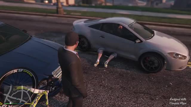 Watch Poor Jimmy GIF by @reammachine on Gfycat. Discover more gaming, gtav, sony interactive entertainment GIFs on Gfycat