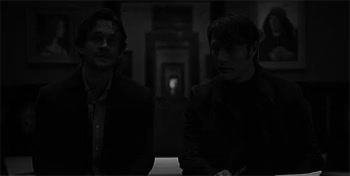 Watch and share James Bond GIFs and Hannigram GIFs on Gfycat