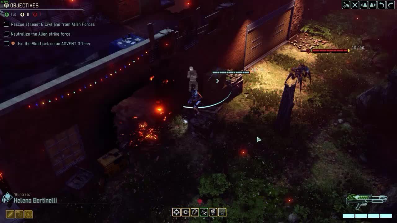 XCOM 2: Ranger fanklub GIFs