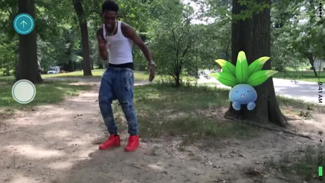 Watch Desiigner Catches Pokémon the Same Way He Performs | GQ GIF on Gfycat. Discover more hiphopheads, pokemon, pokemon go GIFs on Gfycat