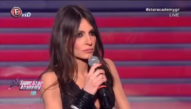 Watch and share Άσπα Τσίνα ~ Ομορφότερη,  Σοφότερη,  Δριμύτερη  Επιστρέφει Μετά Από 15 Χρόνια  � GIFs on Gfycat