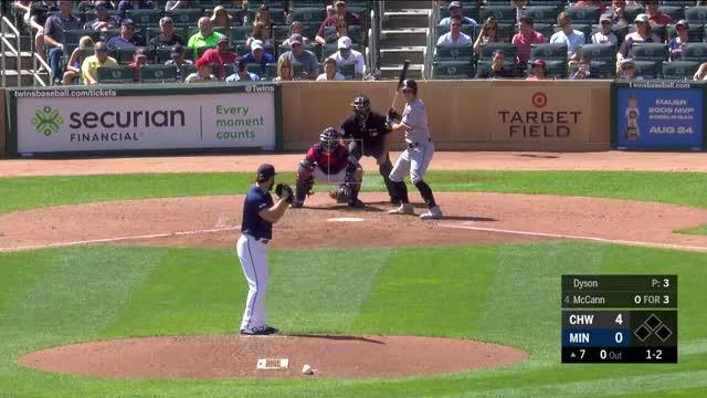 Watch and share Chicago White Sox GIFs and Minnesota Twins GIFs by mmcelroy on Gfycat
