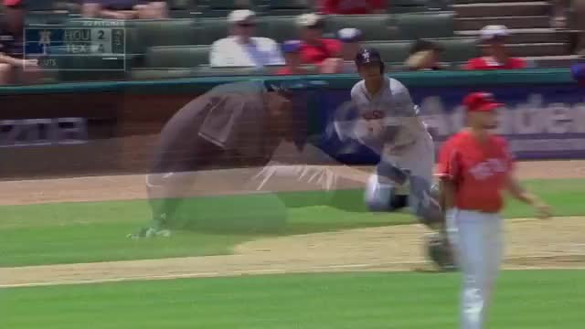 Watch and share Correa Exits Game With Injury GIFs by emmabatch on Gfycat