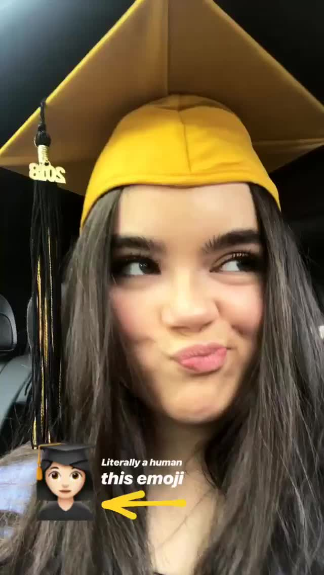 actress, cute, graduate, graduation, happy graduation, landrybender, Landry Bender GIFs