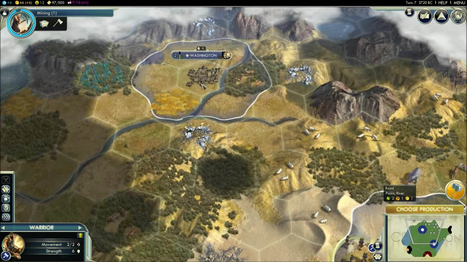How To Play Civilization V Beginners Tutorial Guide W Commentary For New  Players To Civ 5 1080 P