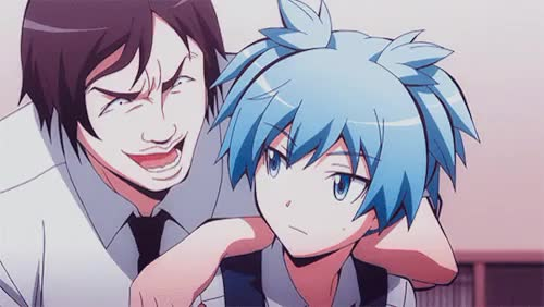 Watch and share Assassination Classroom GIFs and Funimation GIFs on Gfycat