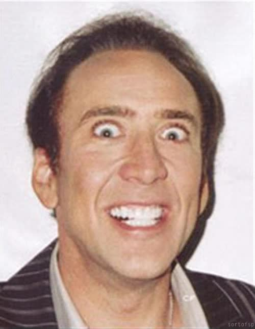 Watch and share Nick Cage GIFs on Gfycat