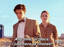 1000n, 2000n, 500n, amy pond, doctor who, karen gillan, matt smith, minedoctorwho, minegif, minemattandkaz, secretly married, smillan, aliens? GIFs