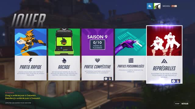 Watch and share Overwatch 10 04 2018 22 12 57 GIFs on Gfycat