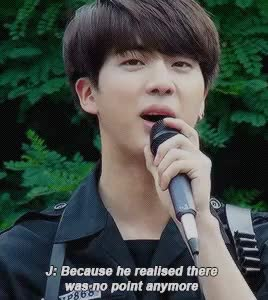 Watch and share Ofc He's Not Jihope GIFs and Kim Seokjin GIFs on Gfycat