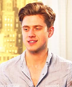 Watch Celebrities GIF on Gfycat. Discover more aaron tveit GIFs on Gfycat