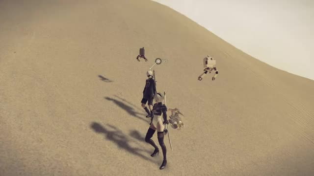 Watch NieR Automata 20170401174419 GIF on Gfycat. Discover more related GIFs on Gfycat