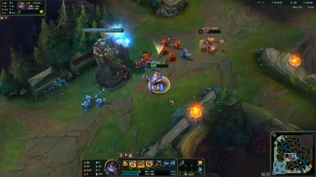 Watch łatwo GIF by Overwolf (@overwolf) on Gfycat. Discover more Gaming, Kill, League of Legends, Overwolf, Poppy GIFs on Gfycat