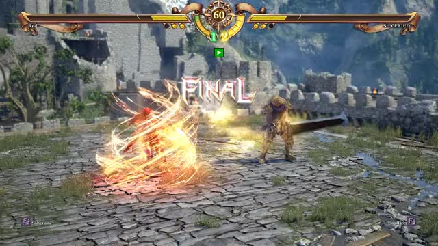 Watch and share Soulcalibur 6 GIFs by coalbee on Gfycat