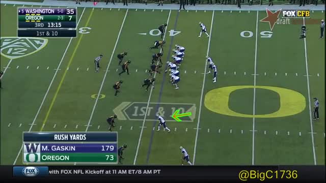 Watch and share John Ross VS Oregon 2016 GIFs on Gfycat
