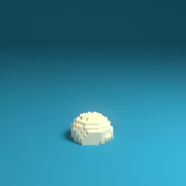 Watch and share Lego Explosion  GIFs by LimeLights  on Gfycat