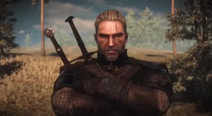 Watch and share Geralt GIFs by Brandt Hughes on Gfycat