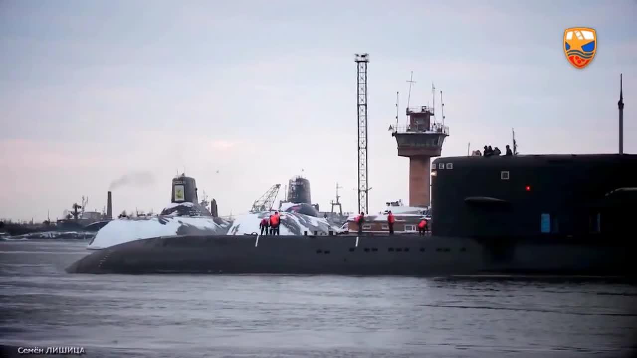 WarshipGfys, warshipgfys, Armada Rusa ✰ Submarino Atómico