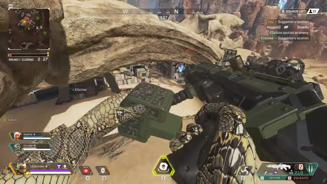 Watch and share Apex Legends GIFs and Overwolf GIFs by Overwolf on Gfycat