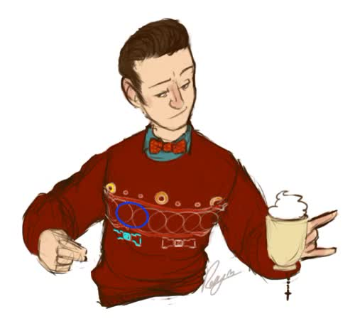 Watch and share Pr Holiday Sweaters GIFs and Christmas Sweater GIFs on Gfycat