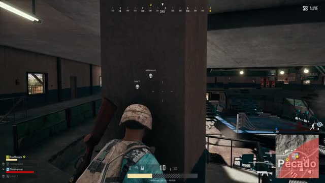 Watch and share Vlc-record-2018-02-18-17h02m09s-PLAYERUNKNOWN GIFs on Gfycat