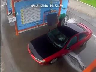 Watch and share Washing Car GIFs on Gfycat